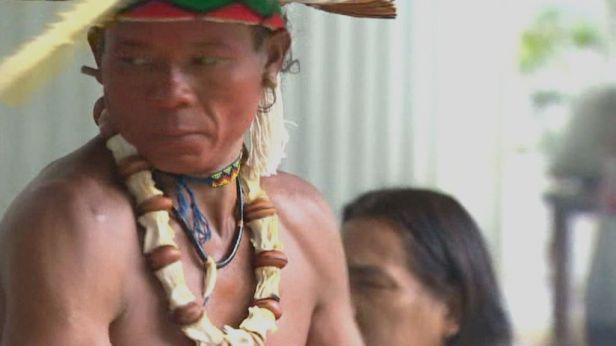 Kvůli šampionátu přišel o domov indiánský kmen Tucano
