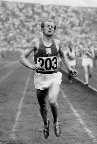 Zátopek – běžecká legenda