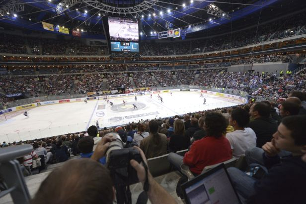 Vstupenky na hokejové MS se začnou prodávat 4. listopadu