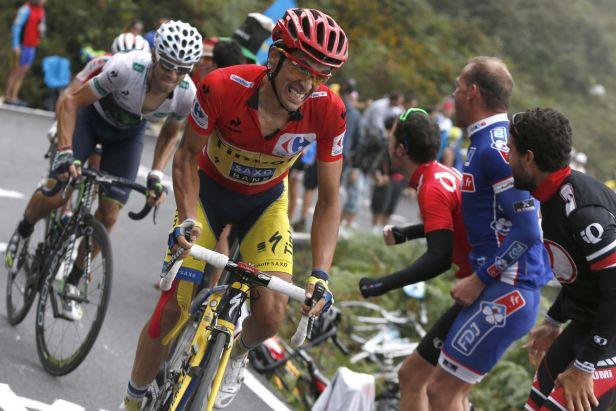 Contador se přiblížil triumfu na Vueltě. V královské etapě zvýšil náskok