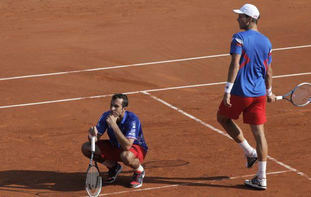 Štěpánka zradila záda: Nebýt to Davis Cup, vzdal bych