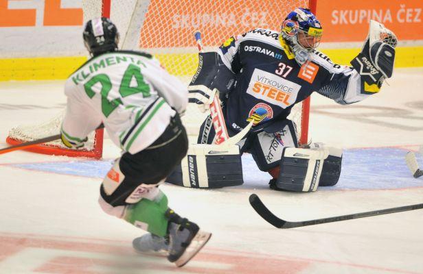 Nejdříve přestřelka, poté dvě tiché třetiny. Boleslav si poradila s Vítkovicemi