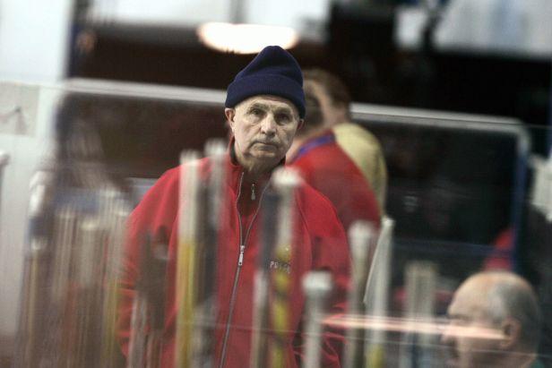 Zemřel legendární Viktor Tichonov. Bylo mu 84 let