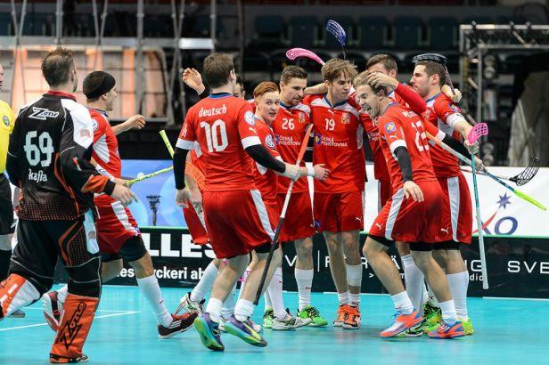 Češi porazili Estonsko 12:2 a vyhráli skupinu