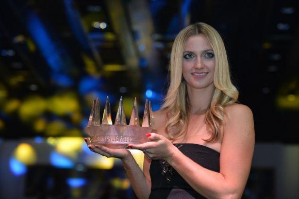 Kvitová je díky Wimbledonu a Fed Cupu podruhé Sportovkyní roku
