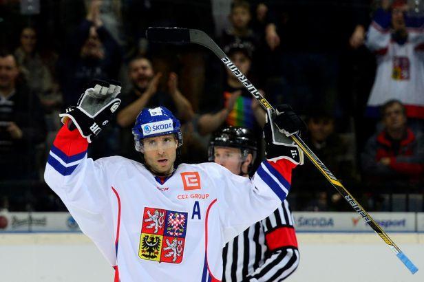 Česko napodruhé porazilo Rusko, z nájezdu rozhodl Svačina
