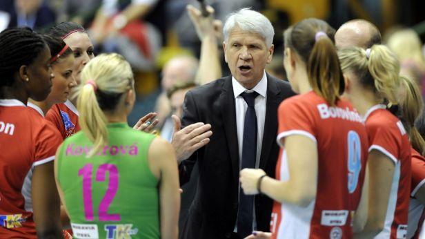 Volejbalistky Prostějova se ve finále poháru střetnou s Olomoucí