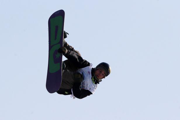 Horák vyhrál na univerziádě slopestyle ve snowboardingu