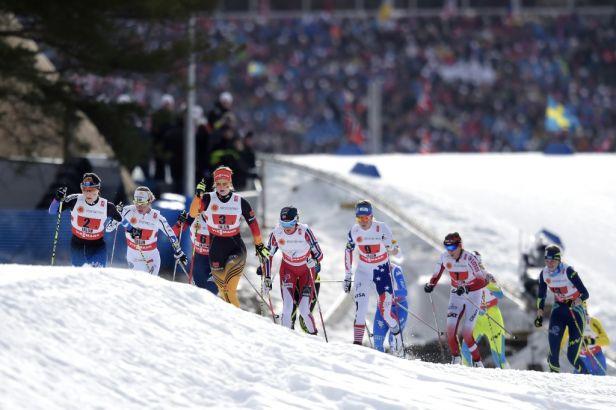 Severský štafetový souboj vyhrály Norky před Švédkami a Finkami