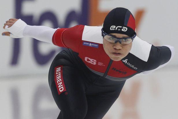 Erbanová skončila na pětistovce čtrnáctá, ženské družstvo sedmé