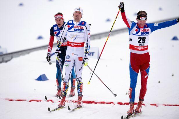 Fantastický Bauer vyhrál stříbro na padesátce