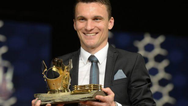 Fotbalistou roku je poprvé Lafata, trenérům vládne Vrba