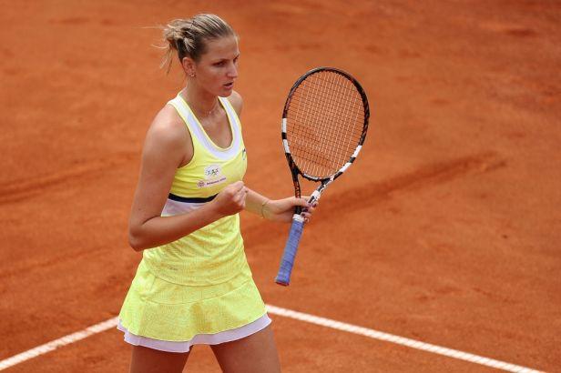 Na Prague Open postoupilo šest českých tenistek, vypadla jen Smitková
