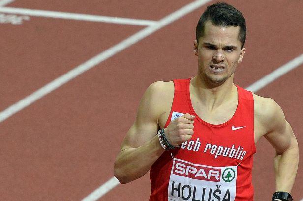 Holuša překonal v Monaku o téměř sekundu vlastní český rekord