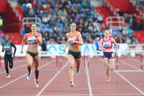 Hejnová zažila na Tretře skvělý návrat, zvítězila na 400 m překážek