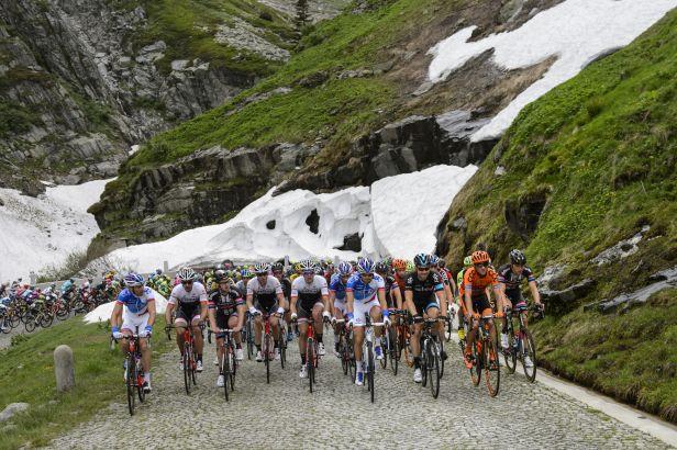 8. etapu Kolem Švýcarska vyhrál Lucenko