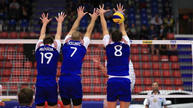 Volejbalisté se zvedli a Korejce v pěti setech porazili