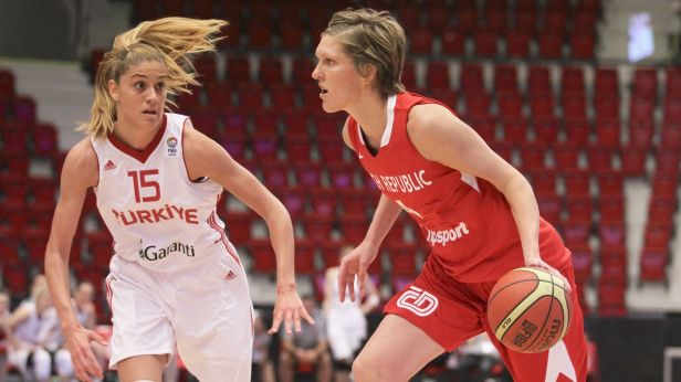 Basketbalistky nestačily na Turecko, sen o Riu se rozplynul