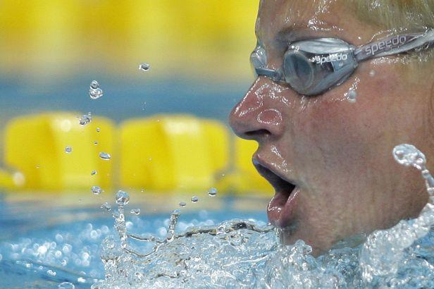 První medaile pro českou výpravu. Plavkyně Třebínová získala v Riu bronz