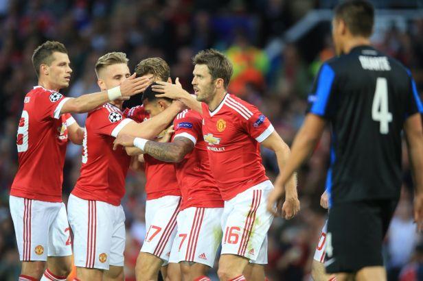 United obrátili duel s Bruggami, výhry slavily všechny domácí celky včetně Lazia