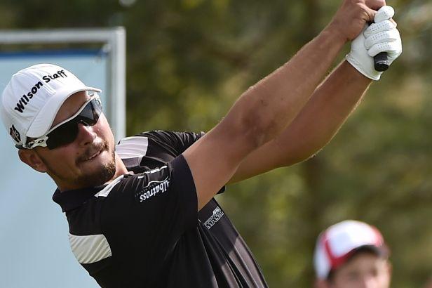 Golfista Mrůzek skvěle rozehrál Czech Masters a útočí na cut