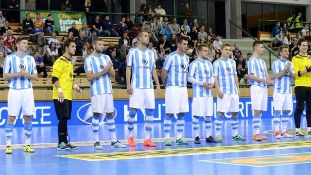 Plzeň po obratu udolala Teplice 3:1, futsalovou ligu vede Chrudim