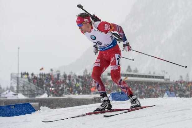 Štafetu biatlonistů v Ruhpoldingu zvládli nejlépe Norové, Češi dojeli na 8. místě