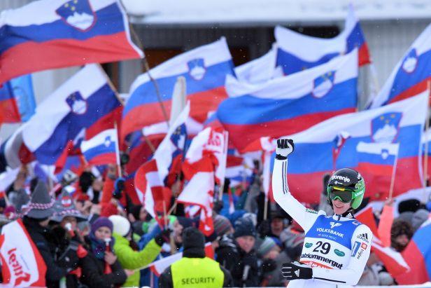 Šampionem se stal v Kulmu Prevc, Koudelka doplachtil na 20. místo