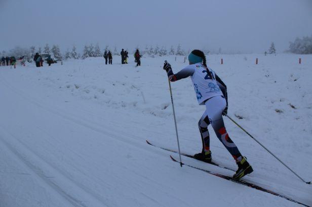 Běžeckému lyžování na olympiádě dětí a mládeže vládne Liberecký kraj