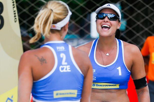 ME v plážovém volejbalu vyhrály Němky, Češky jsou stříbrné
