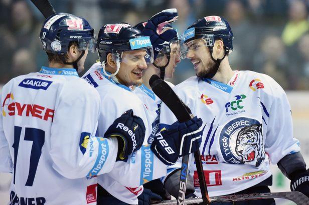 Liberec deklasoval Zlín, vyhrál základní část a překonal bodový rekord