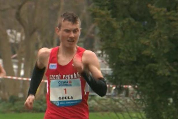 Mistry České republiky v chůzi na 20 km se stali Gdula a Korvasová