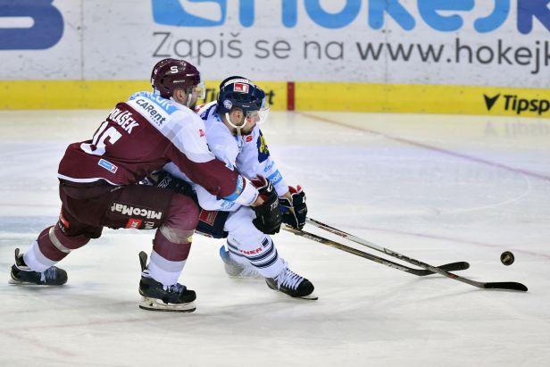 Sparťan Polášek: Hráli jsme fakt dobře. Porážky je škoda