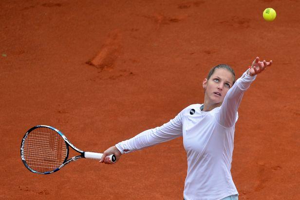 Čtvrtfinále si zahrají tři Češky. Postoupily Plíšková, Šafářová a Strýcová