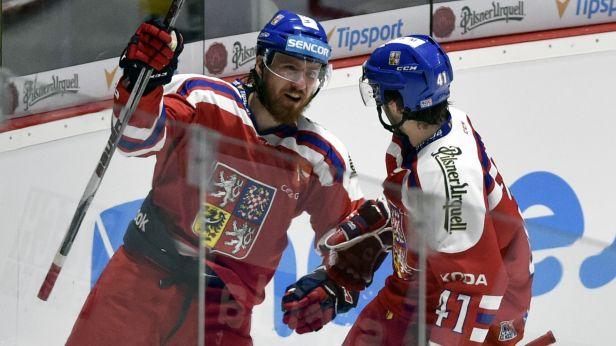 Češi zvítězili 7:1 a oplatili Švédům dva dny starý debakl