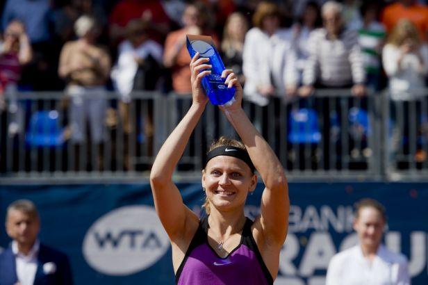 Šafářová otočila finále se Stosurovou a vyhrála Prague Open