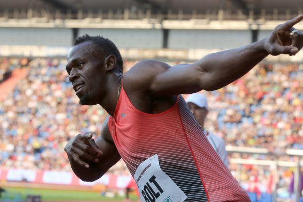 Zlatá tretra slibuje galapředstavení atletických hvězd v čele s Boltem