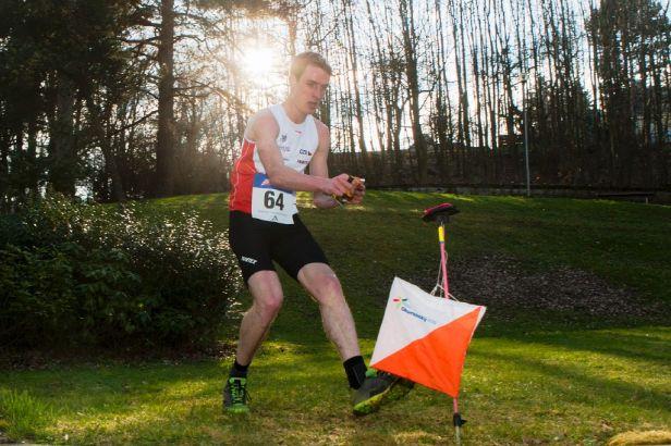 Orientační běžci vybojovali v Jeseníkách ve štafetě evropský bronz