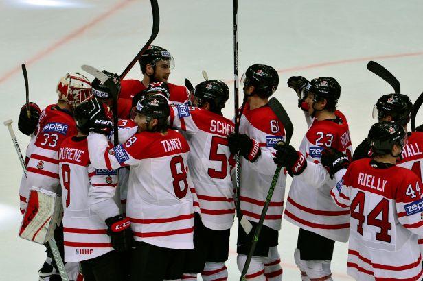 Kanaďané otočili duel s Američany a o zlato budou hrát proti Finsku