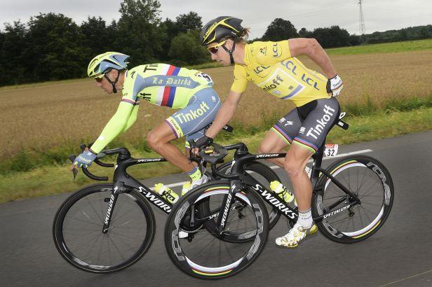 Contador zkritizoval Kreuzigera, že v závěru nečekal. Ten se brání