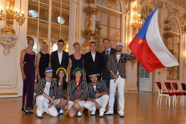 Do Ria pojede 105 sportovců, nejméně v historii České republiky