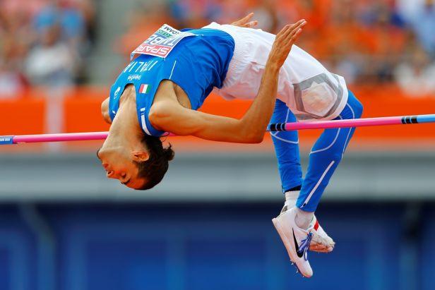 Evropský šampion Tamberi přijde o olympijské hry