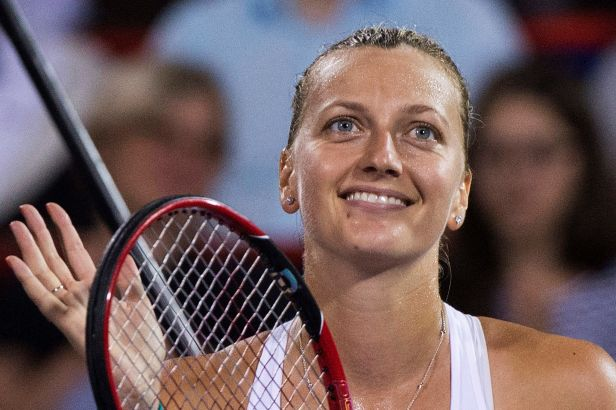 Kvitová porazila Bouchardovou a je v New Havenu ve čtvrtfinále
