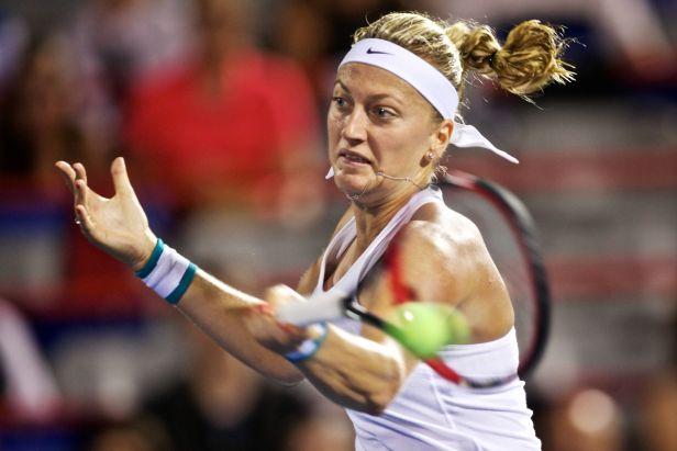 Štěpánek se v osmifinále střetne s Djokovičem, postoupila i Kvitová