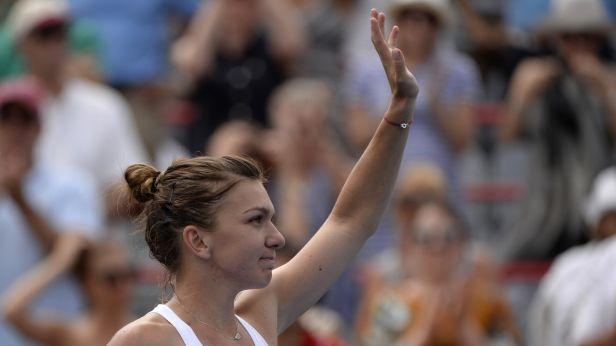 Kučová do finále neprošla, Halepová se o titul utká s Keysovou