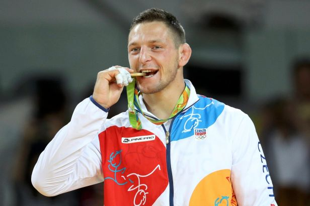 Krpálek je králem. Judista vybojoval první české zlato na Hrách v Riu