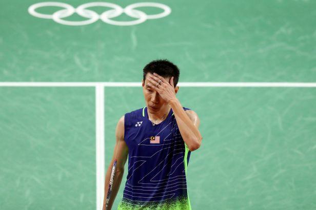 Lee Chong Wei opět vytoužené zlato nezískal, zvítězil Čchen Lung