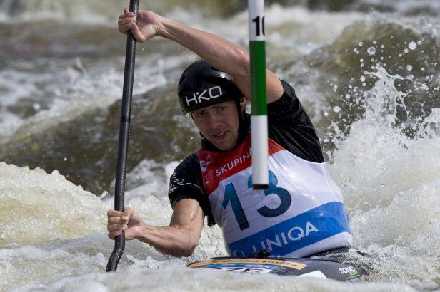 Čeští kajakáři obhájili na MS titul v hlídkách, kanoistky berou bronz