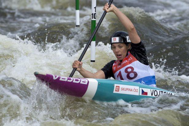 Čeští vodní slalomáři počítali na SP v Čunovu jen finálové účasti