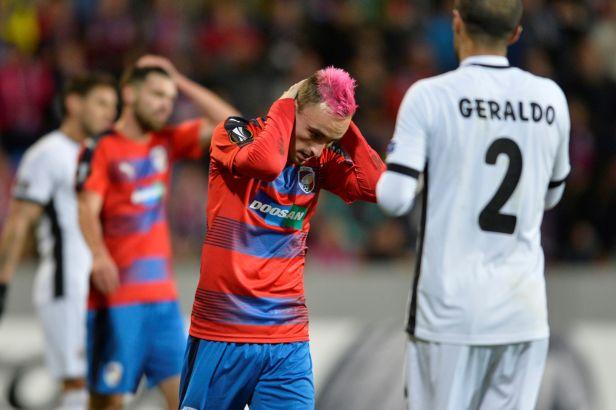 Rumunská kletba stále trvá, Viktoria Plzeň doma selhala s Astrou